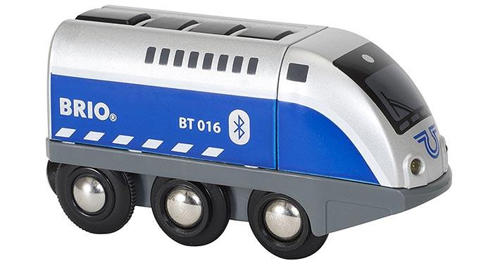 BRIO Loks mit Fernbedienung