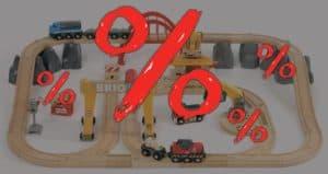 Holzeisenbahn Angebote
