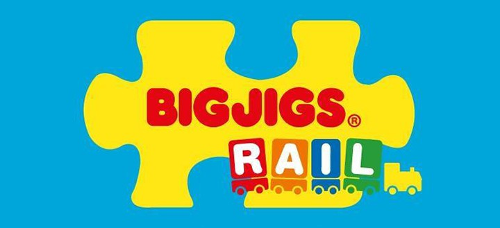 Die Bigjigs Rail Holzeisenbahn