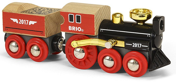 Holzeisenbahn Loks