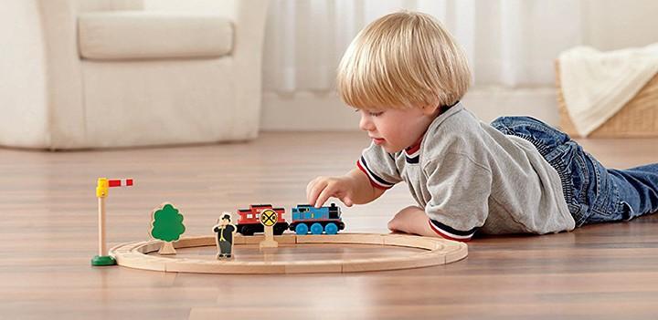 Thomas und seine Freunde Holzeisenbahn