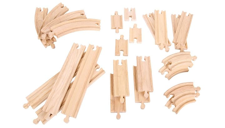 Bigjigs Rail Schienen