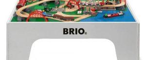 BRIO Spieltisch mit Unterteil und Spielplatte