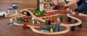 Playtive Holzeisenbahn