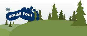 Die Holzeisenbahn von Small Foot